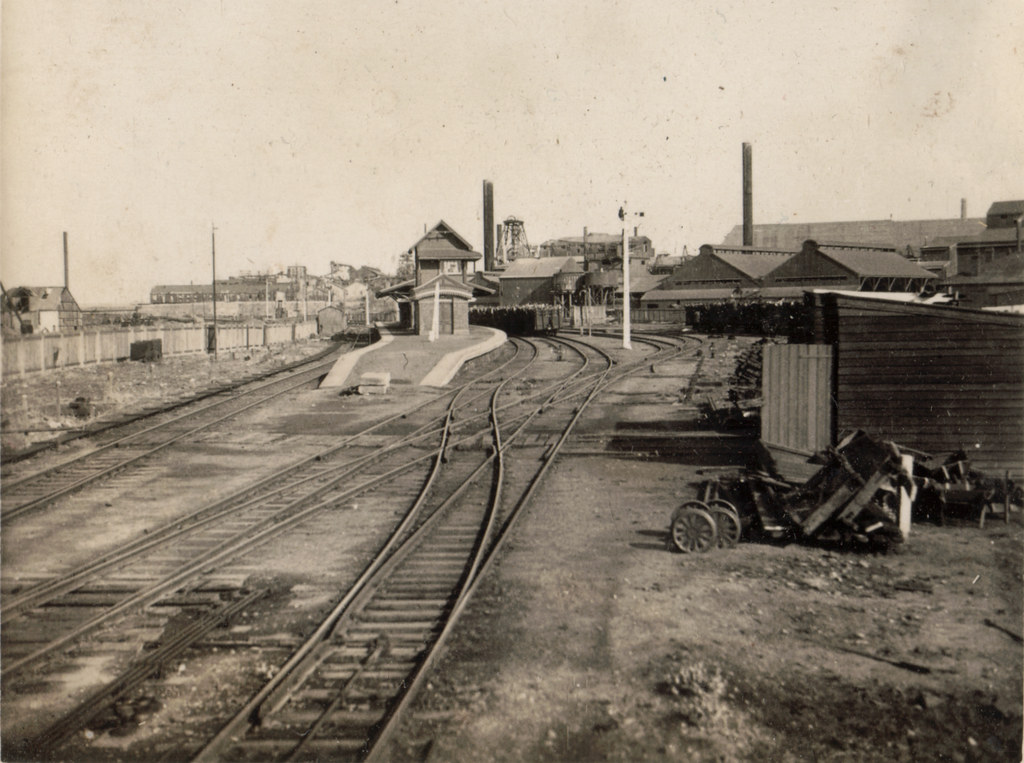 History Of Train Travel In Australia