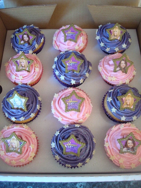 Hannah Montana Cakes Images