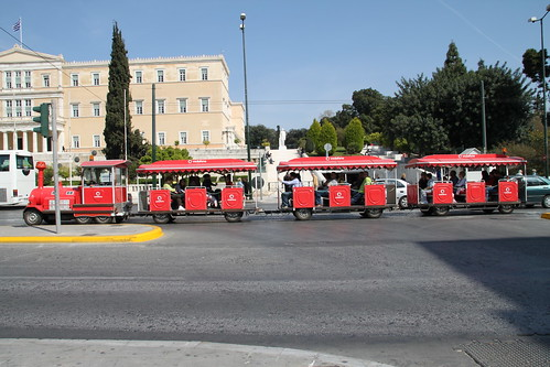 "Athens ""Happy Train"" 