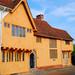 A Peach of a House at Lovely Lavenham!