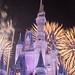 Disney - Castle Fireworks