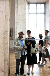 Us at the Louvre. | by finslippy