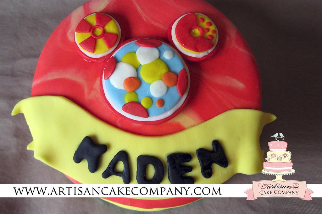 Toodles Cake Pan