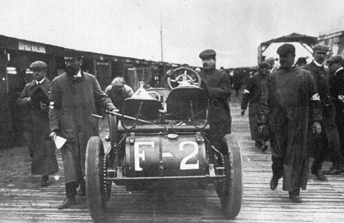 1907 gp de l 39 acf dieppe felice nazzaro fiat 16 3 litre 130hp 1st vincenzo lancia flickr. Black Bedroom Furniture Sets. Home Design Ideas