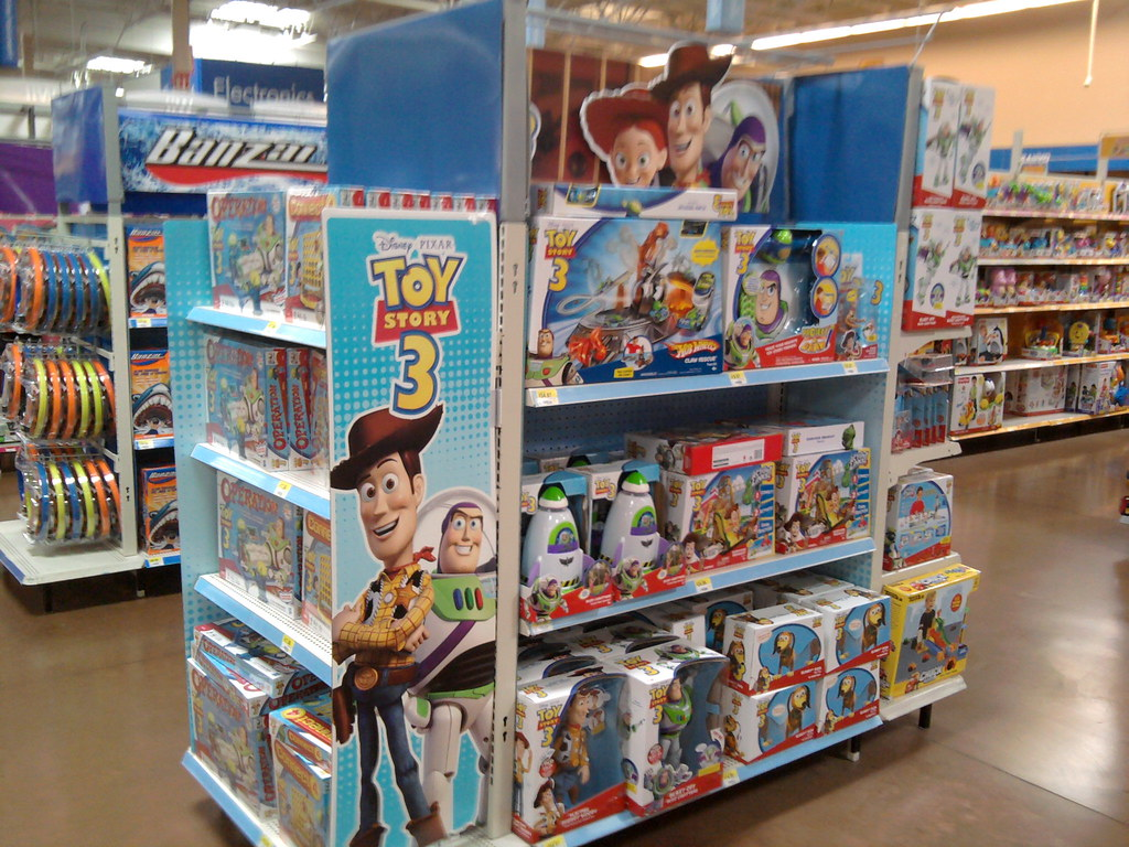 Toys For Walmart : Toy story toys at walmart rhinomilk flickr