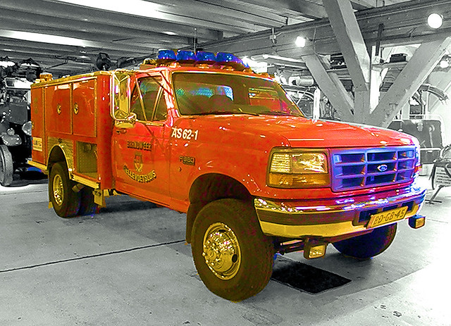 1995 ford f 350 xl firetruck flickr photo sharing. Black Bedroom Furniture Sets. Home Design Ideas