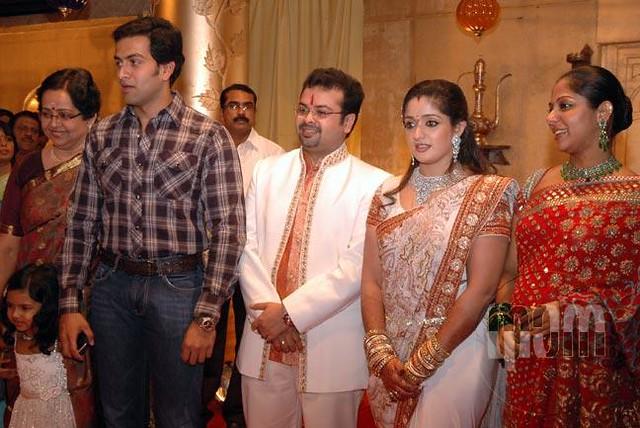 Picture 414 At Kavya Madhavans Wedding Reception Feb 2