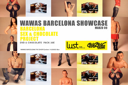 SHOWCASE MARZO 09 | by WAWAS Barcelona
