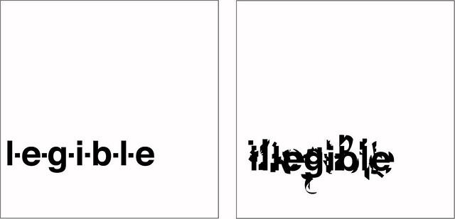 Art 254 Legible illegibleIllegible