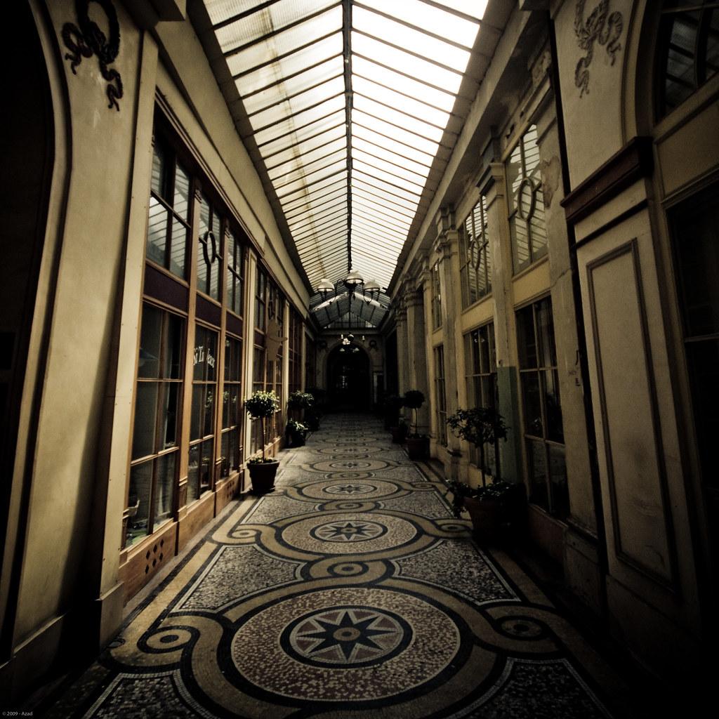 Enter Passage Vivienne | by z@doune