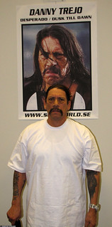 20090308_3 Danny Trejo at the Sci-Fi, Game and Film Convention in Gothenburg | by ratexla