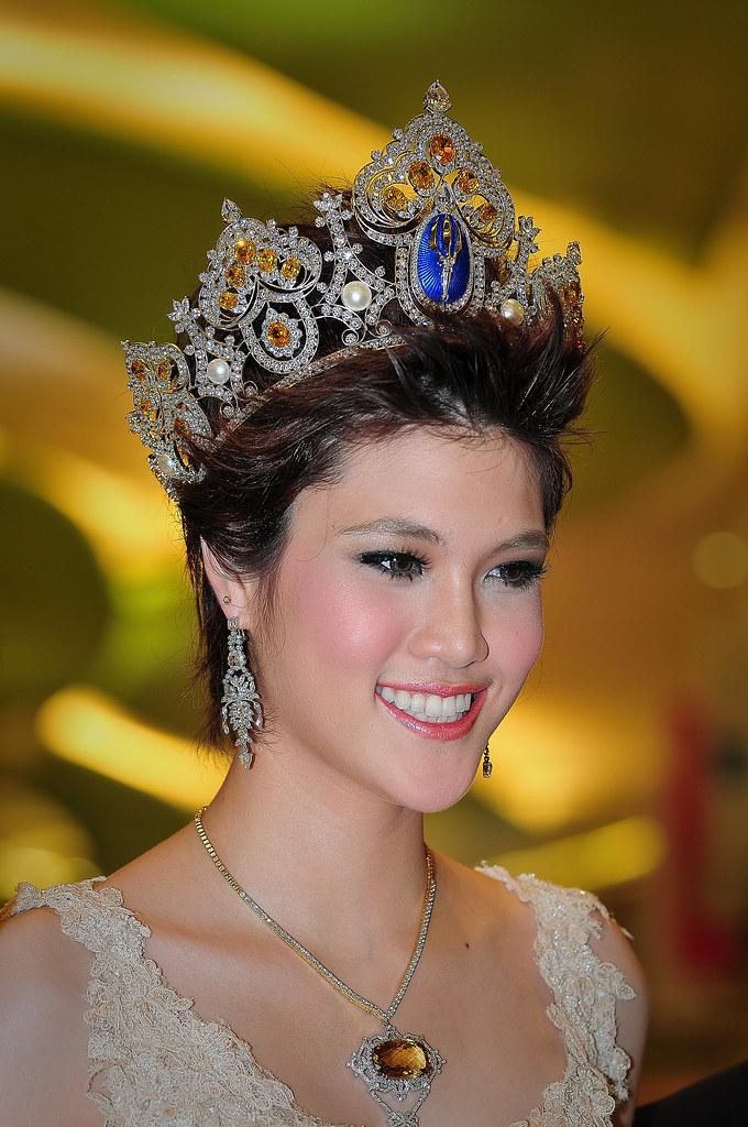 Thailand Beauty Queen, Miss Thailand 2006  Creatively Tha  Flickr-8554