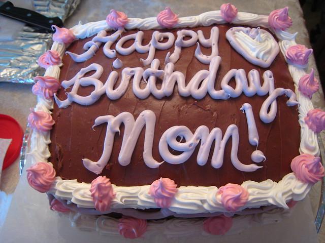Happy Birthday Barb Beach Cake