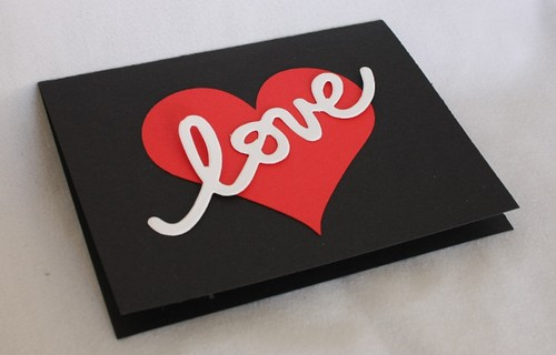 Love Lucy Valentine's Card | Handmade cards don't have to ...