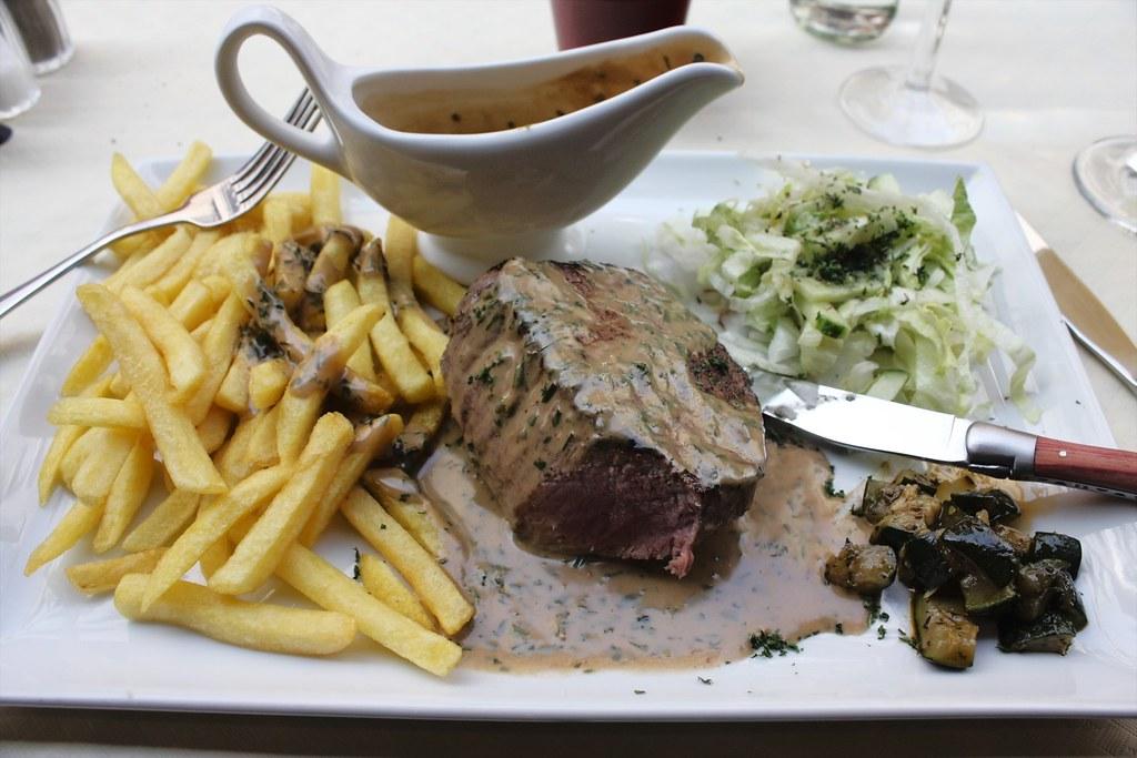 Steak Frites New York Restaurant