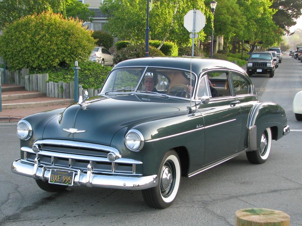 1949 Chevrolet 2 Door Fleetline Deluxe Dxf 995 1 Flickr