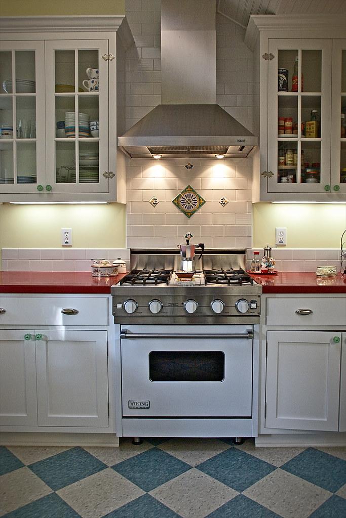 Day 237 Kitchen Remodel Chimney Style Range Hood Flickr