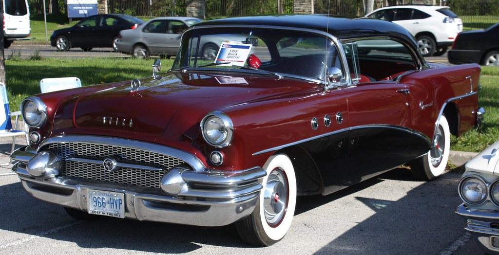 1955 buick special 2 door hardtop richard spiegelman for 1955 buick special 2 door