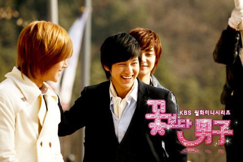 """boys over flower"" ""Kim Hyun Joong"" ""ji hoo"" ""Yoon Ji Hoo ..."