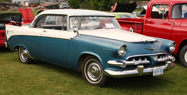 1956 dodge custom royal lancer 2 door hardtop flickr for 1956 dodge custom royal 4 door