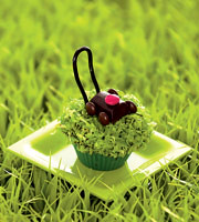 Lawnmower Cupcake (Courtesy Family Fun Magazine) | by Contra Costa Times