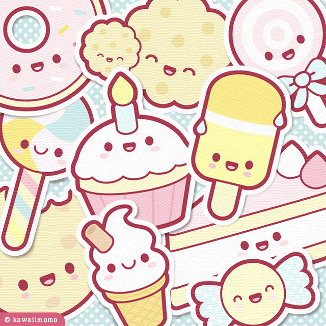 cute food kawaii cupcakes dessert sweet yummy yum delicious sweets ...