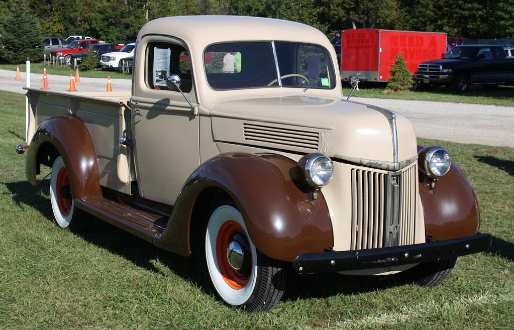 1941 ford 3 4 ton pickup richard spiegelman flickr. Black Bedroom Furniture Sets. Home Design Ideas