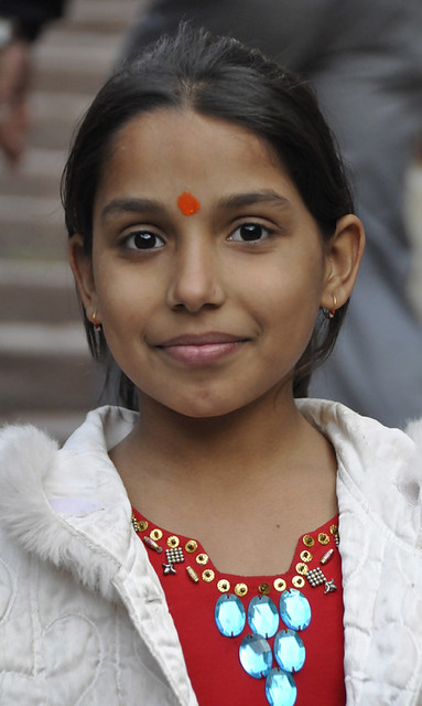 Beautiful Young Indian Girl  Joe Routon  Flickr-7611