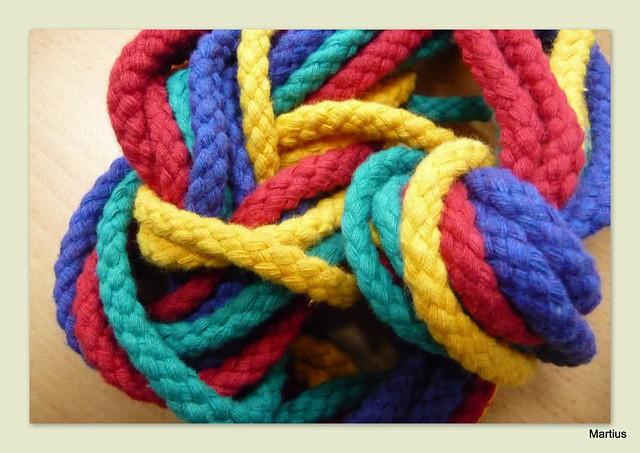 Photo - Cuerdas de colores ...