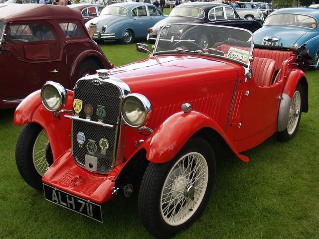 singer sports car 1933 singer sports car 1933 flickr. Black Bedroom Furniture Sets. Home Design Ideas
