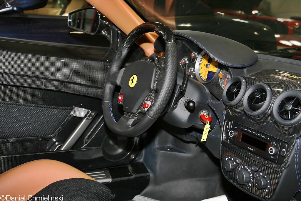 Ferrari F430 Scuderia Spider 16m Interior Dancphotography Flickr
