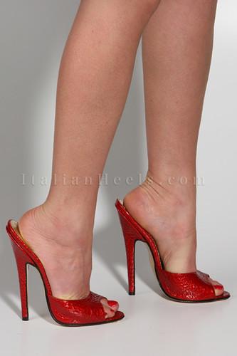 2086 Italianheels Com Mules 6 Inch Stiletto High Heels