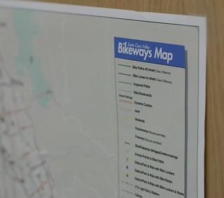 Silicon Valley Bikeways Map | by Richard Masoner / Cyclelicious