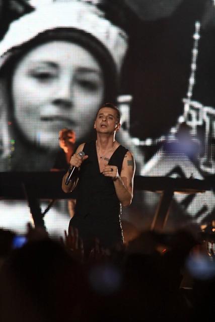 Depeche mode milano 18 06 2009 depeche mode live for Mode milano