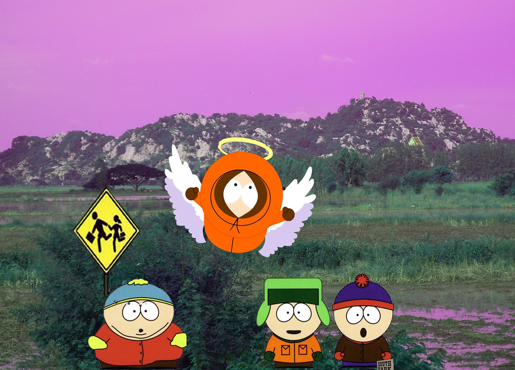 image of south park as one of the longest running tv shows ever