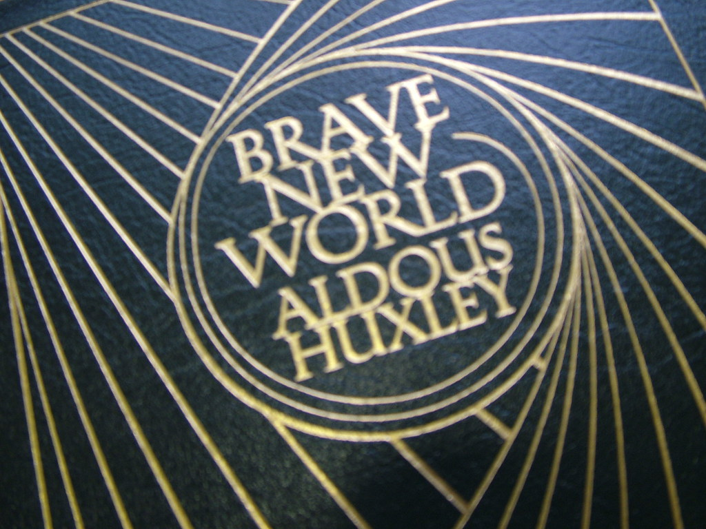 SparkNotes: Brave New World: Chapters 1718