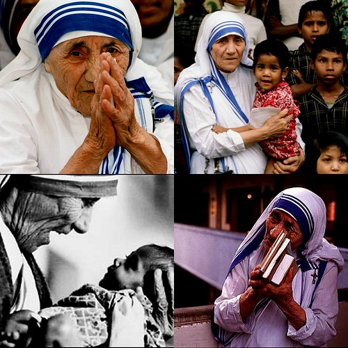 mother teresa thesis