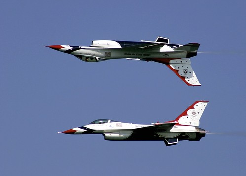 USAF Thunderbirds | by Erico M.