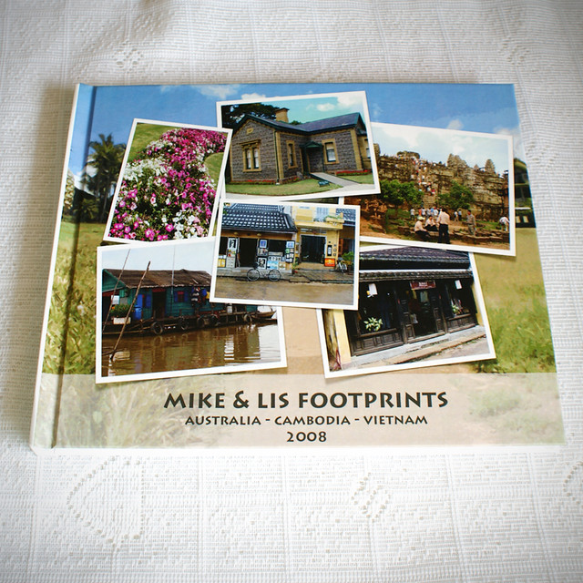 Travel Photobook Cover Ideas : Travel book front cover the has just arrived