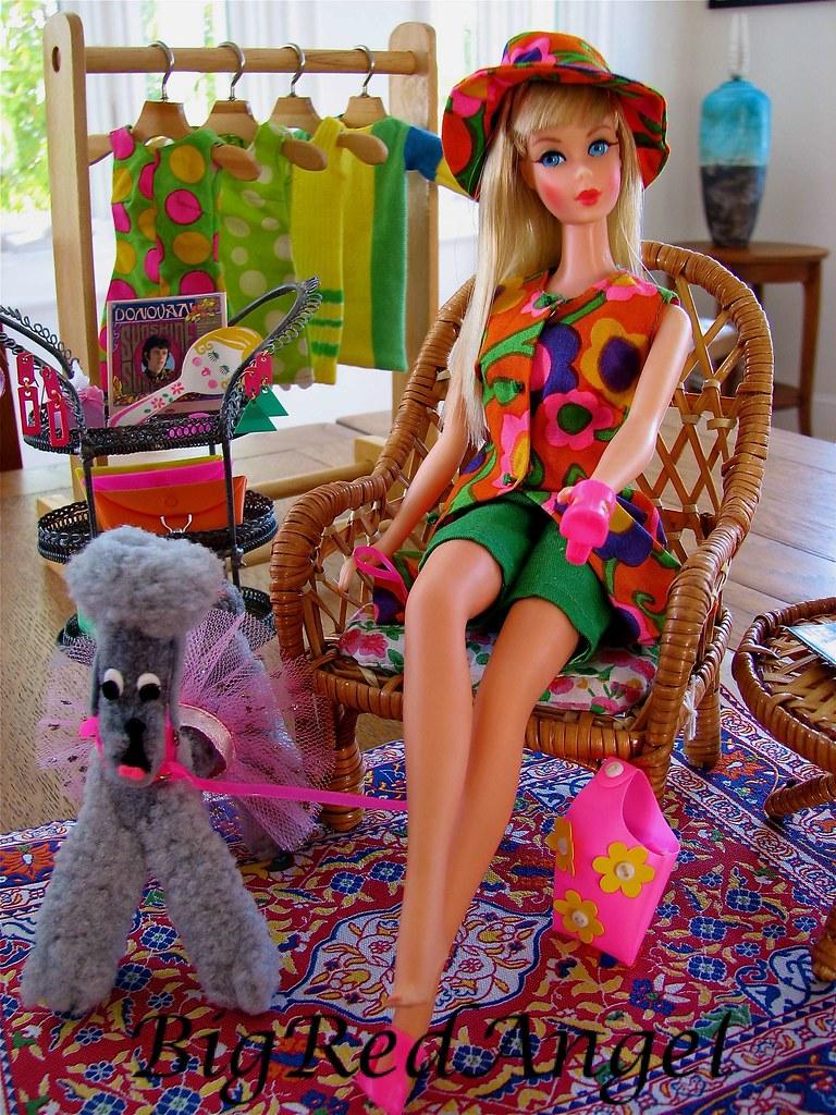 Barbie s mod boutique vintage model circa