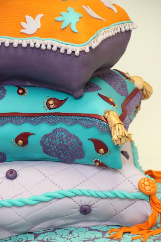 Orientalische kissen hochzeitstorte details for Orientalische kissen gunstig