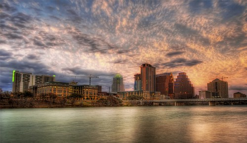 Beautiful Austin at Sunset | by Stuck in Customs