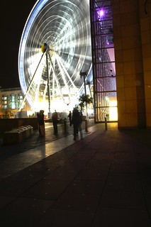 Manchester Wheel - Time Flies | by gifster1983