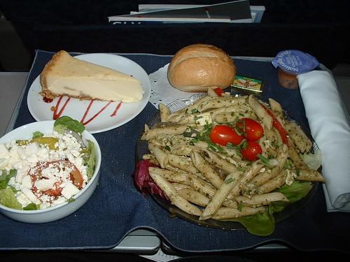 Class Plane First Class Plane Food