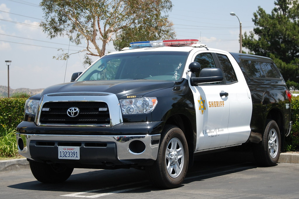 los angeles county sheriff 39 s department lasd toyota tu flickr. Black Bedroom Furniture Sets. Home Design Ideas
