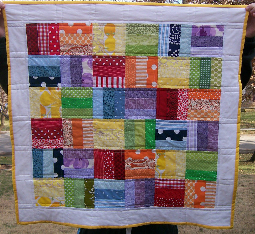 Rainbow Baby Quilt | Sold this one to a lovely customer ...