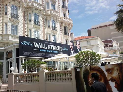 Wall Street on Croisette | by Timo Vuorensola