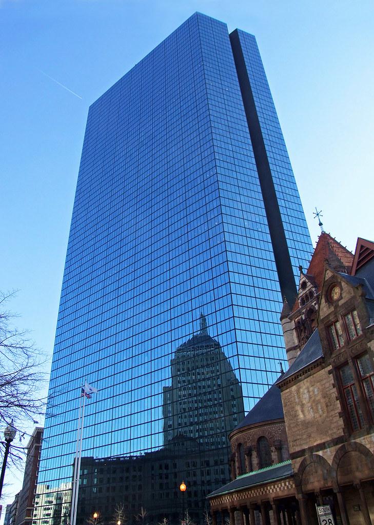 John Hancock Building, Boston   The tallest building in ...