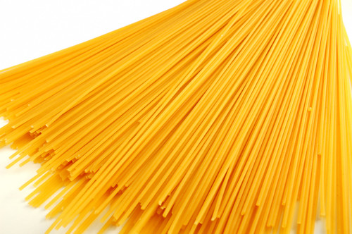 Hd wallpaper images for mobile - Dried Spaghetti Dried Spaghetti Closeup Over A White