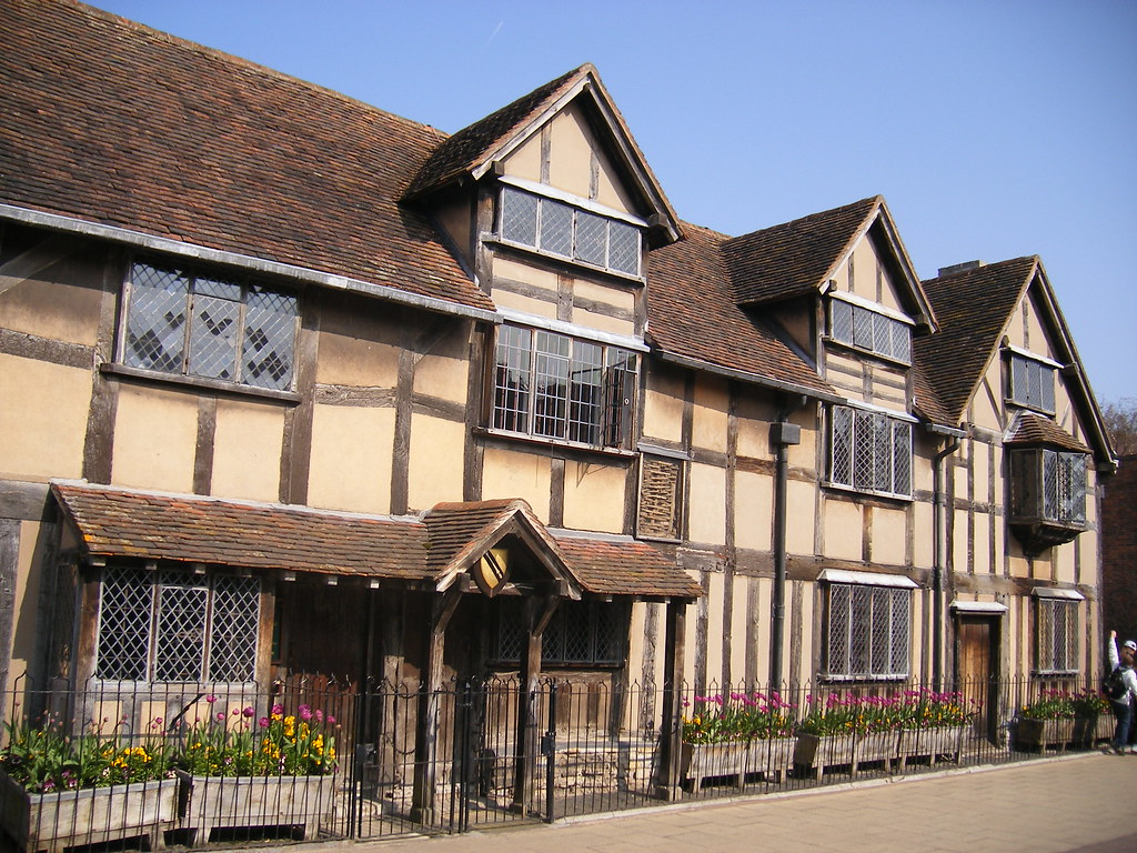 Shakespeare's Birthplace - Stratford upon Avon ...